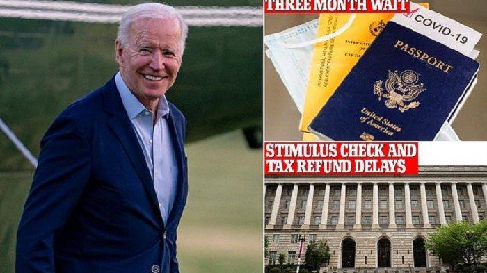 PRESIDEN AS Joe Biden Akan Permanenkan WFH Pegawai Federal, Dikritik karena Layanan Pemerintah Buruk