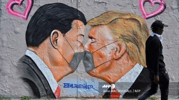 Ketua DPR Taiwan Doakan Donald Trump Sembuh dari Covid-19 Agar Bisa Terus Pimpin Dunia Lawan Cina