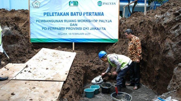 Tingkatkan Mutu SDM, Palyja Bangun Ruang Workshop Unit Operasi di Kampus AKATIRTA Magelang