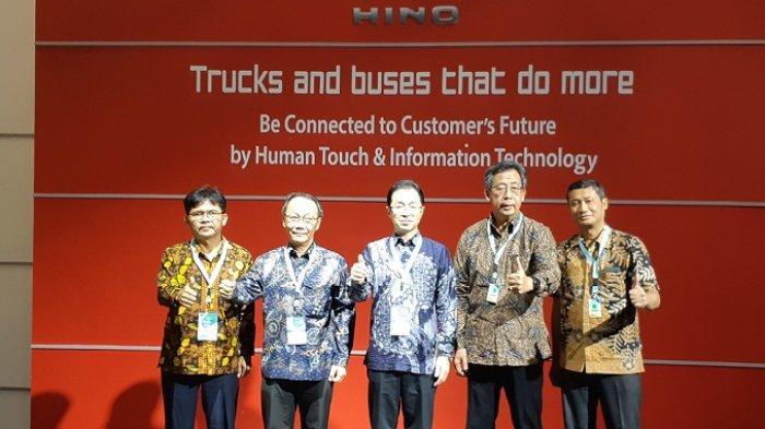 37 Tahun di Indonesia Hino Motors Capai Produksi 500.000 Unit, Produsen Pertama Ekspor Truk dan Bus