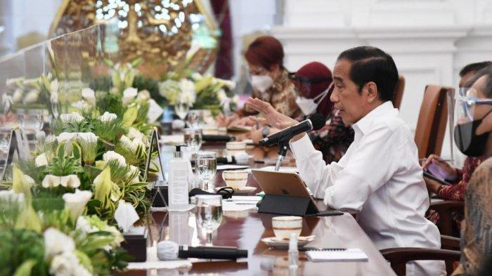 Presiden Jokowi Menilai PPKM Mikro Efektif, Sudah Berhasil Diterapkan di India