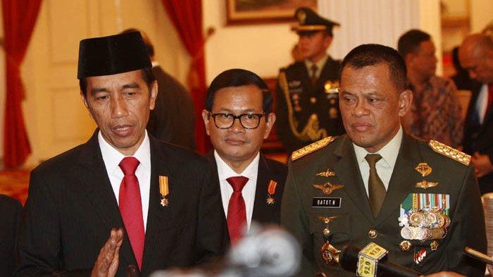 Jenderal Gatot Nurmantyo Diminta Pensiun Dini