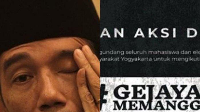 PROF LIPI Sebut Jokowi Mulai Panik Hadapi Gelombang Demo Mahasiswa, Panggil Kapolri dan Panglima TNI