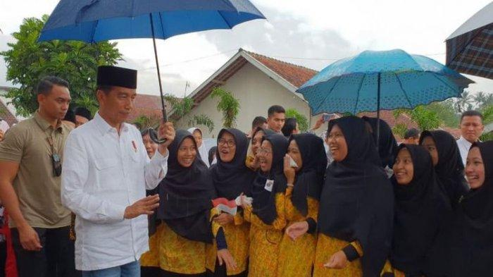 Presiden Jokowi Borong Sabun Cuci Piring Merek 'Padawangi' Rp 2 Miliar