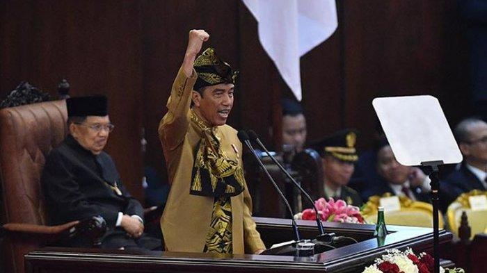 PROF LIPI: Jokowi Tolak Amandemen Terbatas UUD Hidupkan GBHN Artinya Tolak Keputusan Kongres PDIP