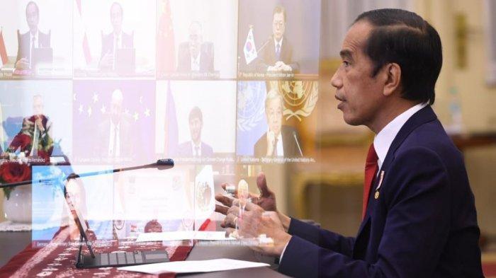 VIDEO : Presiden Jokowi Hadiri KTT Energi dan Perubahan Iklim