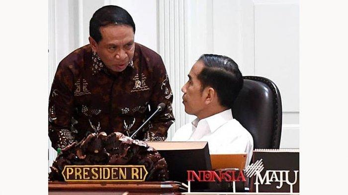 Dapat Arahan dari Presiden Joko Widodo, Zainudin Amali Bakal Kaji Hadirnya Penonton di Liga 1 2021