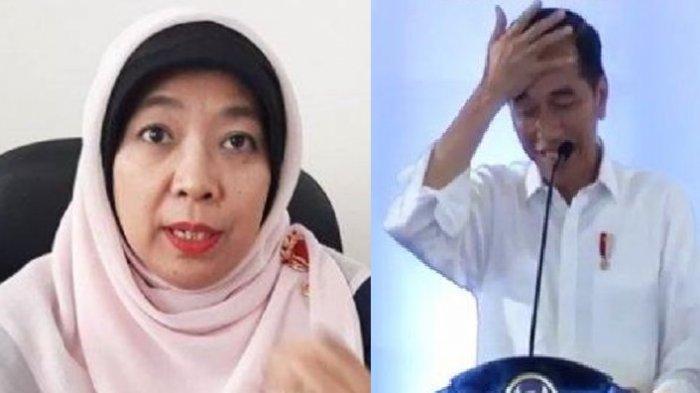 Dipecat Presiden Jokowi Usai Sebut Bisa Hamil di Kolam Renang, Sitti KPAI Gugat Jokowi dan Menang