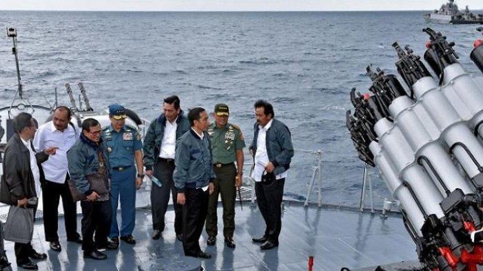 Indonesia Buka Peluang Kerja Sama dengan Cina di Natuna, Tiongkok Bilang Ada Tumpang Tindih Hak