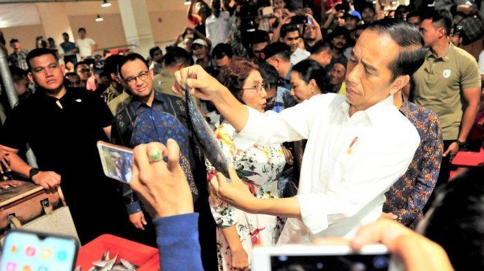 Terbongkar! Jokowi Sekamar Dengan Orang Ini Usai Ditunjuk Maju Pilgub  DKI Jakarta, Bukan Iriana
