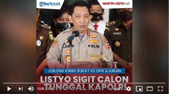 Komjen Listyo Sigit Calon Kapolri, Fadli Zon Berpesan Usut Tuntas Kasus Pelanggaran HAM Laskar FPI