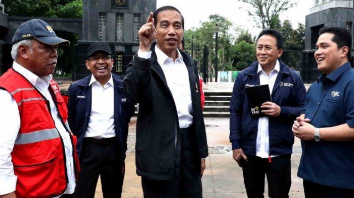 Sandiaga Uno Jago Bisnis, Presiden Jokowi : Membangun Negara Bukan Seperti Bangun Perusahaan