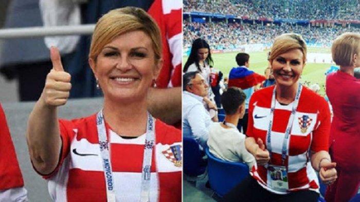 Presiden Kroasia Grabar-Kitarovic Fasih Berbahasa Inggris, Spanyol, dan Portugal