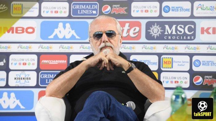 Presiden Napoli Setuju Nama Stadion San Paolo Diubah Jadi Diego Maradona