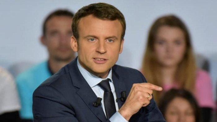 Surat Klarifikasi Presiden Prancis, Ada Orang Bodoh Salah Tafsir Ucapan Emmanuel Macron, Siapa Dia?
