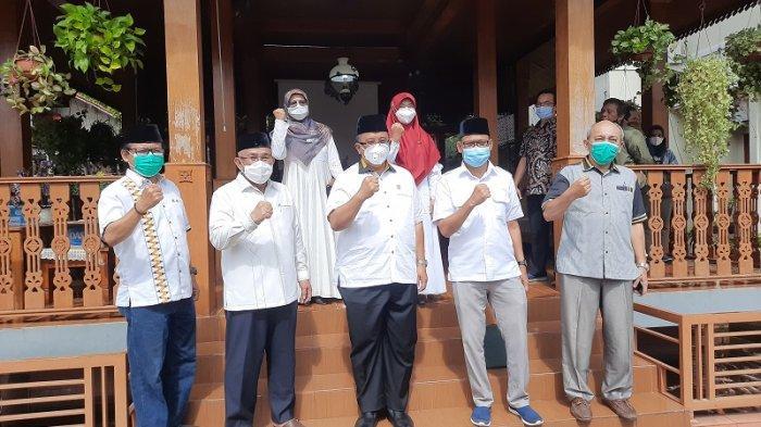 Presiden PKS Ahmad Syaikhu Kawal Langsung Pencoblosan Paslon Idris-Imam di Pilkada Depok 2020