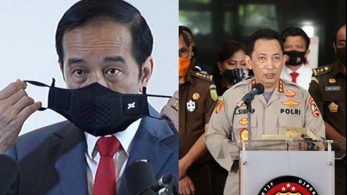 Komjen Listyo Sigit Prabowo Calon Kuat Kapolri Baru, Ini Profil dan Sepak Terjang Eks Ajudan Jokowi
