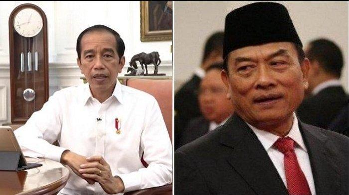 Isu Reshuffle Kabinet, Pengamat Politik Memprediksi KSP Moeldoko Dicopot Jokowi, Simak Penjelasannya