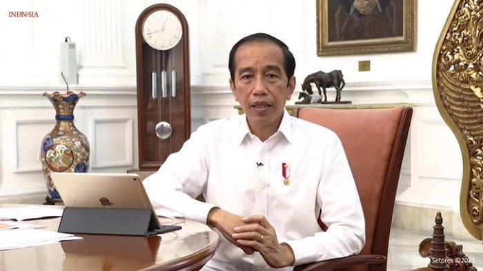 Jokowi Sering Sampaikan ke Kementerian, Lembaga dan BUMN Agar Produk Dalam Negeri Diberi Ruang Lebih