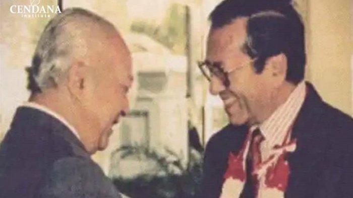 Kesan Pertama Kali Bertemu Presiden Soeharto, Mahathir Mohamad Kaget diperlakukan Setara
