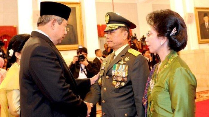 Kisruh Upaya Jegal Ketum AHY, Jansen Sitindaon Kenang Saat SBY Lantik Moeldoko Jadi Panglima TNI