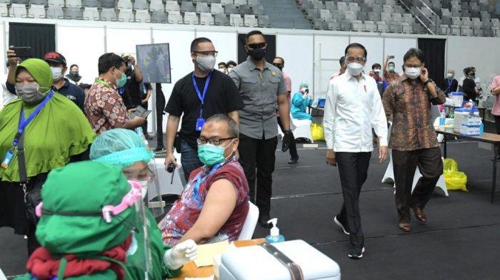 73.298 Tenaga Kesehatan di Ibu Kota Telah Mendapat Vaksinasi