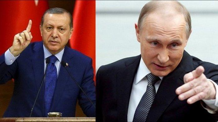 Erdogan Hubungi Vladimir Putin, Kecam Tindakan Israel ke Palestina: Harus Diberi Pelajaran