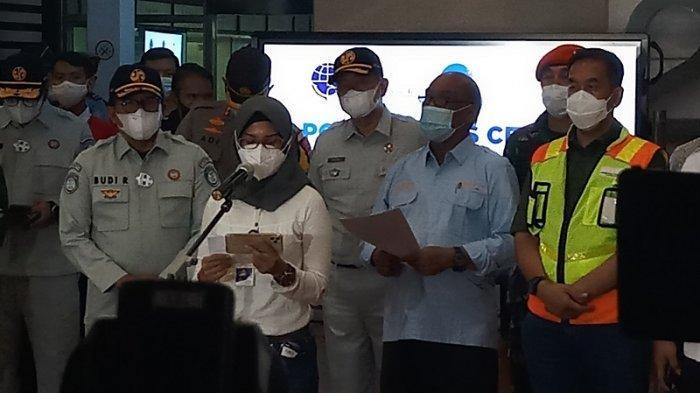 VIDEO Konferensi Pers Kronologis Sementara Pesawat Sriwijaya Air yang Hilang Kontak