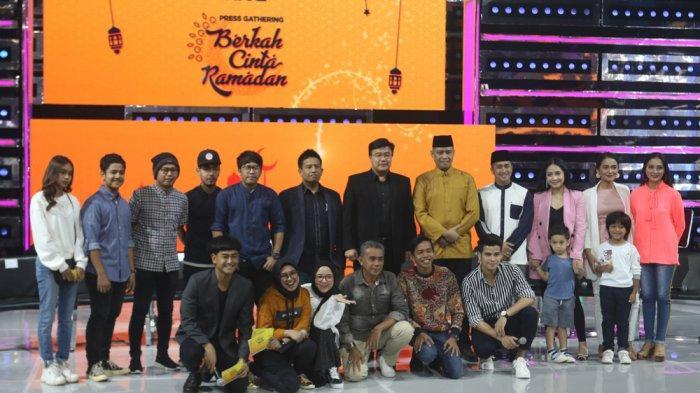 Raih Berkah Cinta Ramadan MNCTV Temani Keluarga Indonesia Saat Menjalankan Ibadah Puasa