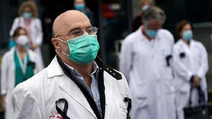 PD IDI: Tenaga Medis dan Dokter Meninggal karena Covid di Indonesia Paling Tinggi di Asia Tenggara