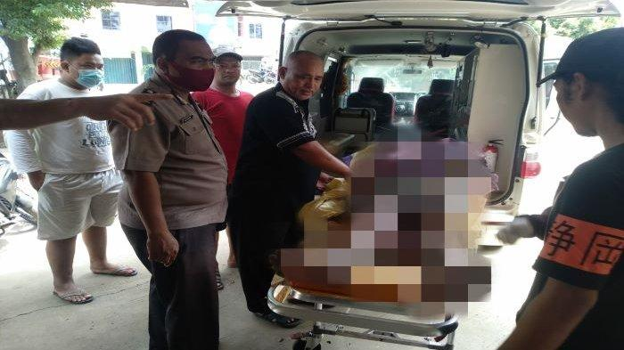 Pria Siram Bensin dan Bakar Diri di Pasar Parung Panjang Kabupaten Bogor, Inilah Penyebabnya