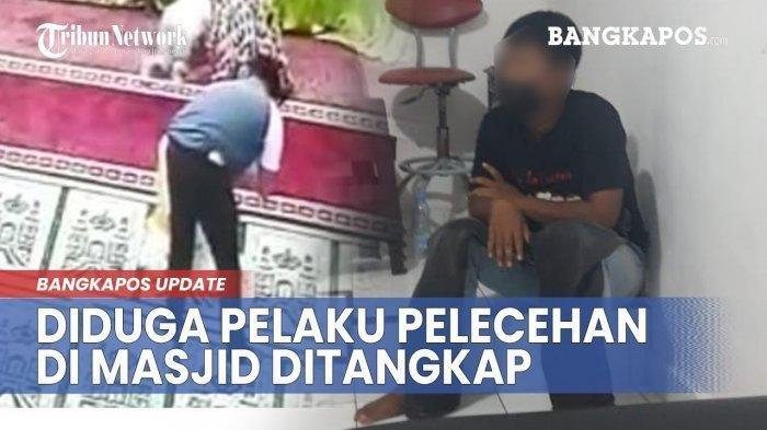 Terungkap Motif Pria Cabuli Bocah Lagi Shalat di Masjid yang Sempat Viral Videonya di Media Sosial