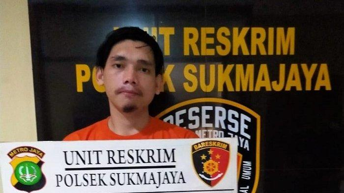 Pria Curi Dua Handphone Tetangga Diringkus Polres Metro Depok: Pelaku Terpergok Pemilik