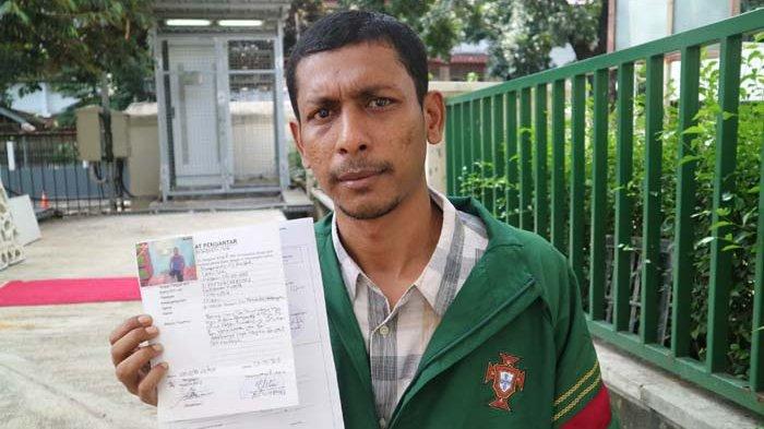 Oknum Polisi Diduga Pukuli Pria Tak Waras di Mapolda Metro Jaya