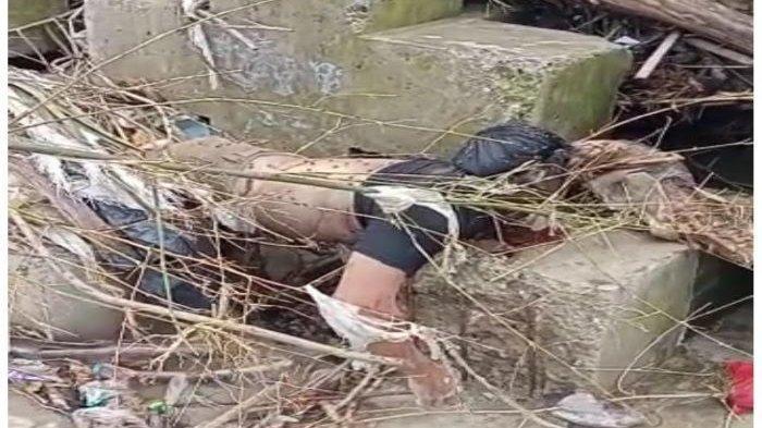 Pria Usia 30 Tahun Ditemukan Tewas di Beton Pemecah Air Bendungan Cipamingkis Kabupaten Bogor