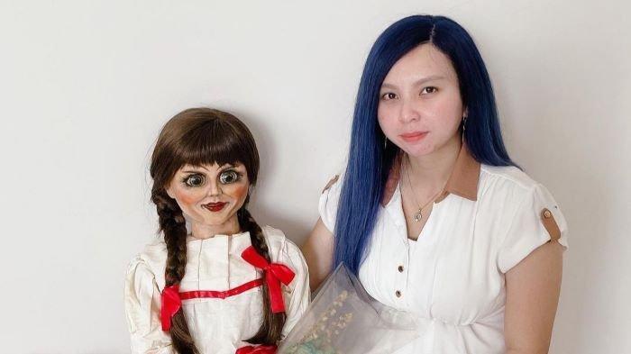 Priscilia Wibowo Punya Ratusan Boneka Berwajah Menyeramkan, Semua Boneka Janji Menjadi Roh Baik