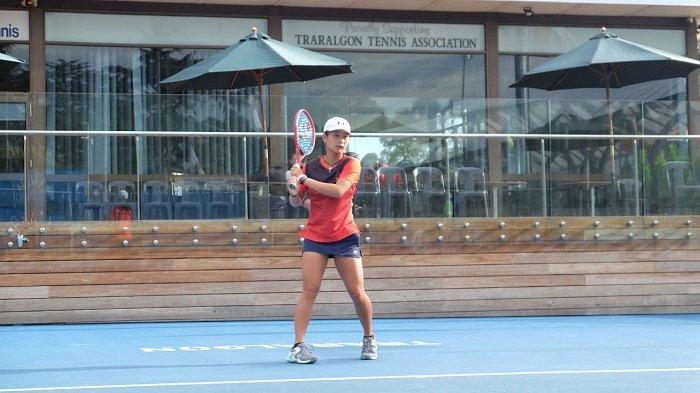 Langkah Priska Madelyn Nugroho Terhenti di Australia Terbuka Junior