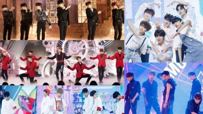 Peserta 'Produce X 101' Akan Tampil Kembali di M Countdown Pekan Ini