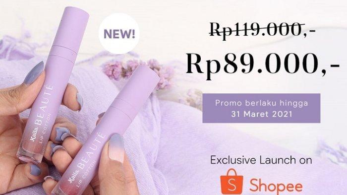 Produk Kaila Beaute Lip Cotton tersedia di Shoope