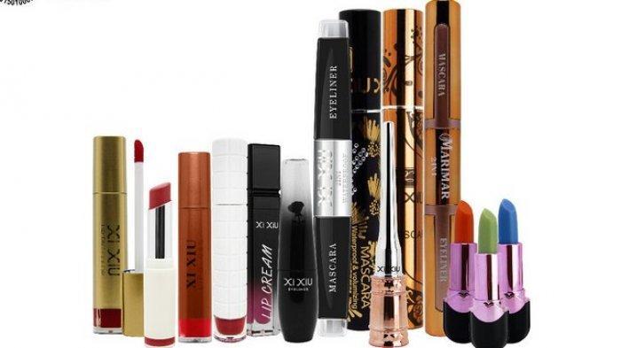 Ini Trik Tampil Cantik Gunakan Lipstik dan Maskara dengan Harga Ramah Kantong