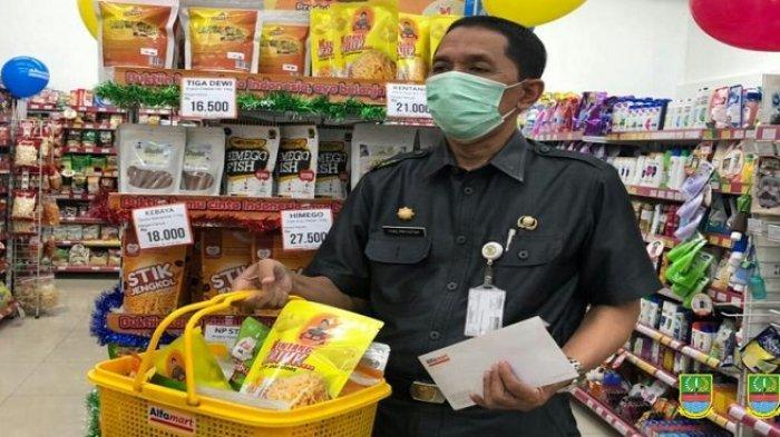 13 Produk UMKM Kabupaten Bekasi Dipasarkan di Alfamart Bisa Bersaing Nasional