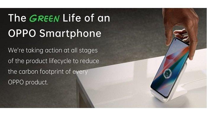 Wujudkan Teknologi Ramah Lingkungan, Oppo Gunakan Plastik Daur Ulang sebagai Komponen Smartphone