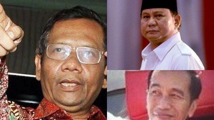 Mahfud MD Sebut Prabowo dan Jokowi Harus Berbagi Tugas: Memang Harus Bersatu