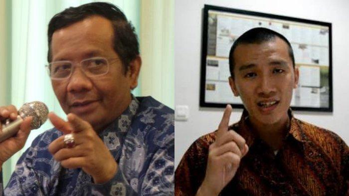 Video Viral Mahfud MD Sebut Khilafah Sudah Diberlakukan di Indonesia, Khilafah Felix Siauw Berbahaya