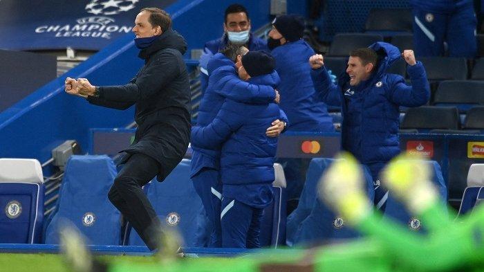 SOSOK Thomas Tuchel Pelatih Chelsea, 6 Kali Ketemu Real Madrid Tak Pernah Kalah, Digaji Rp 129 M/Th