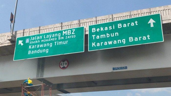 PROFIL Sheikh Mohamed bin Zayed Al Nahyan (MBZ), Dijadikan Nama Jalan Tol Layang Jakarta-Cikampek
