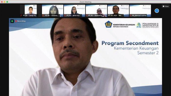 PT PII Laksanakan Program Secondment Kementerian Keuangan Periode II 2021