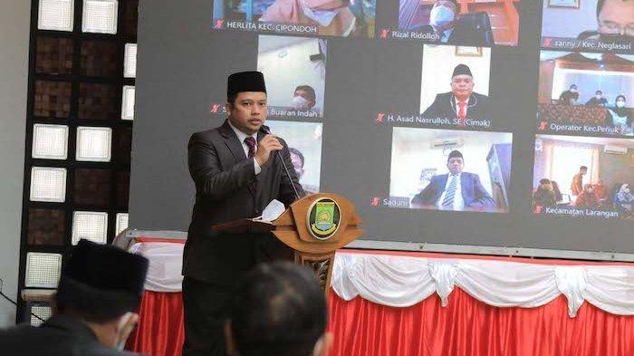 Lewat Tangerang BISA, Pemkot Beri Bantuan Modal untuk 20.000 Wirausaha Sebesar Rp 760 Ribu