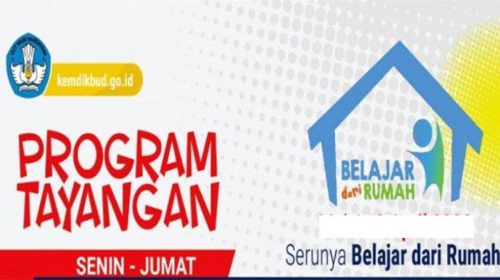 Jadwal dan Materi Belajar dari Rumah di TVRI Kamis (28/1) untuk PAUD dan SD