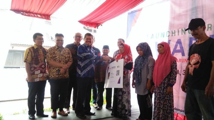 Wali Kota Jakarta Selatan Marullah Matali Meresmikan WARJA OK OCE